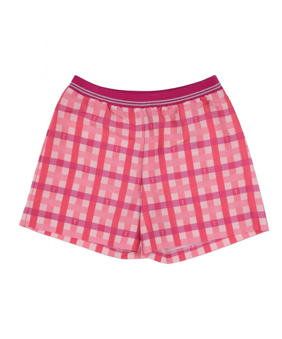 Image for Trussardi Junior Fuchsia Girl Polyester Shorts