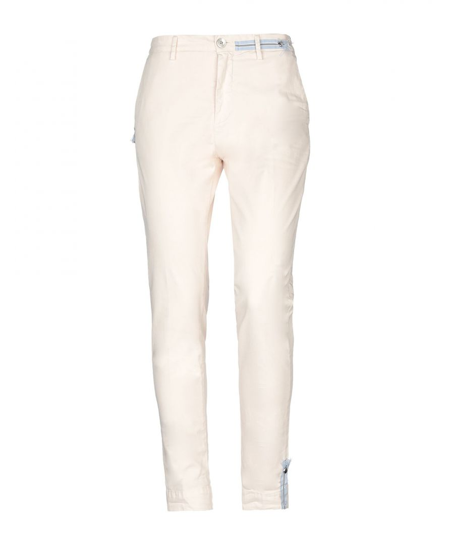 Image for TROUSERS Woman Aglini Light pink Cotton