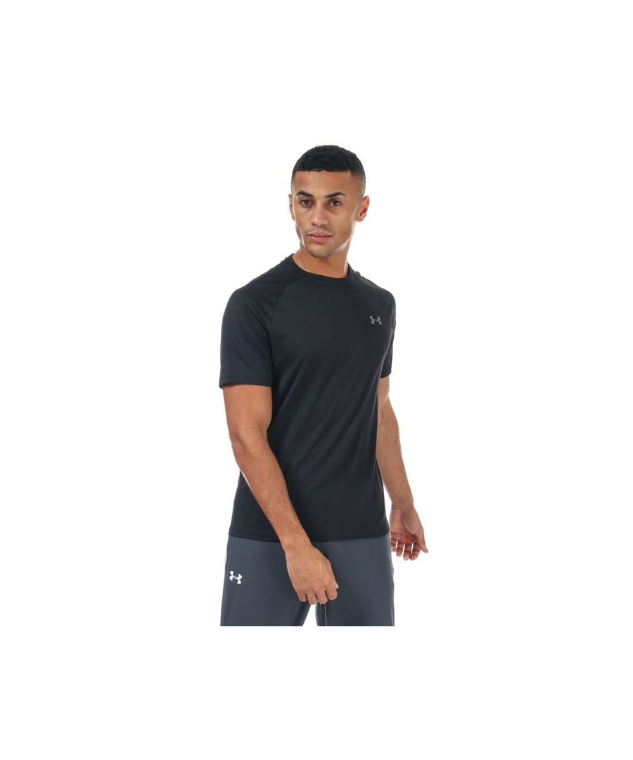 Image for Men's Under Armour Tech 2.0 Short Sleeve T-shirt in Black