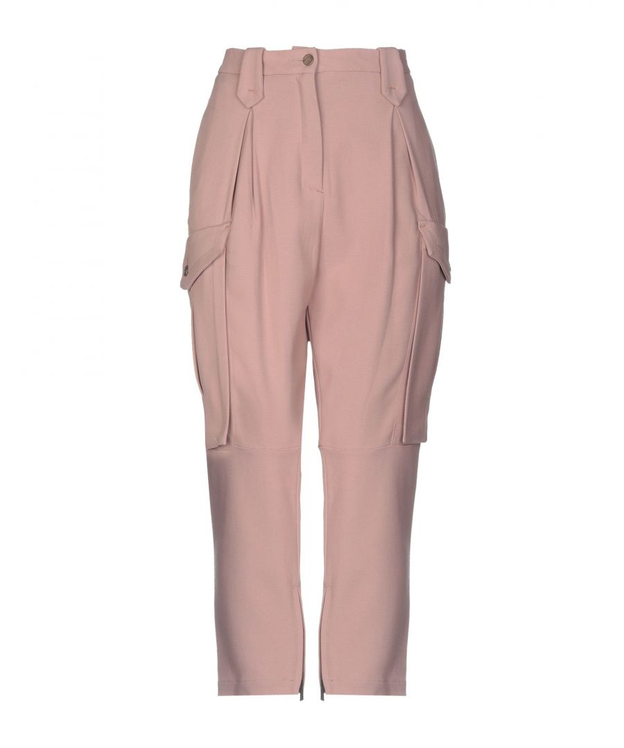 Image for TROUSERS Woman Just Cavalli Pastel pink Acetate