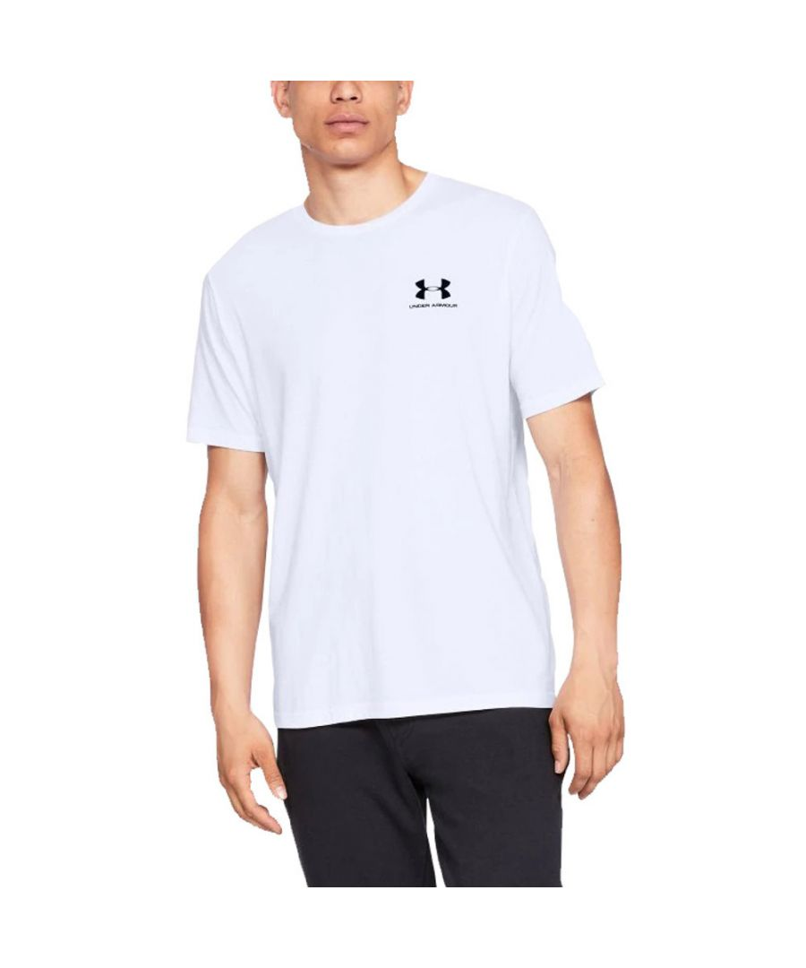 Image for Under Armour Mens Sportstyle Left Chest Short Sleeve T Shirt