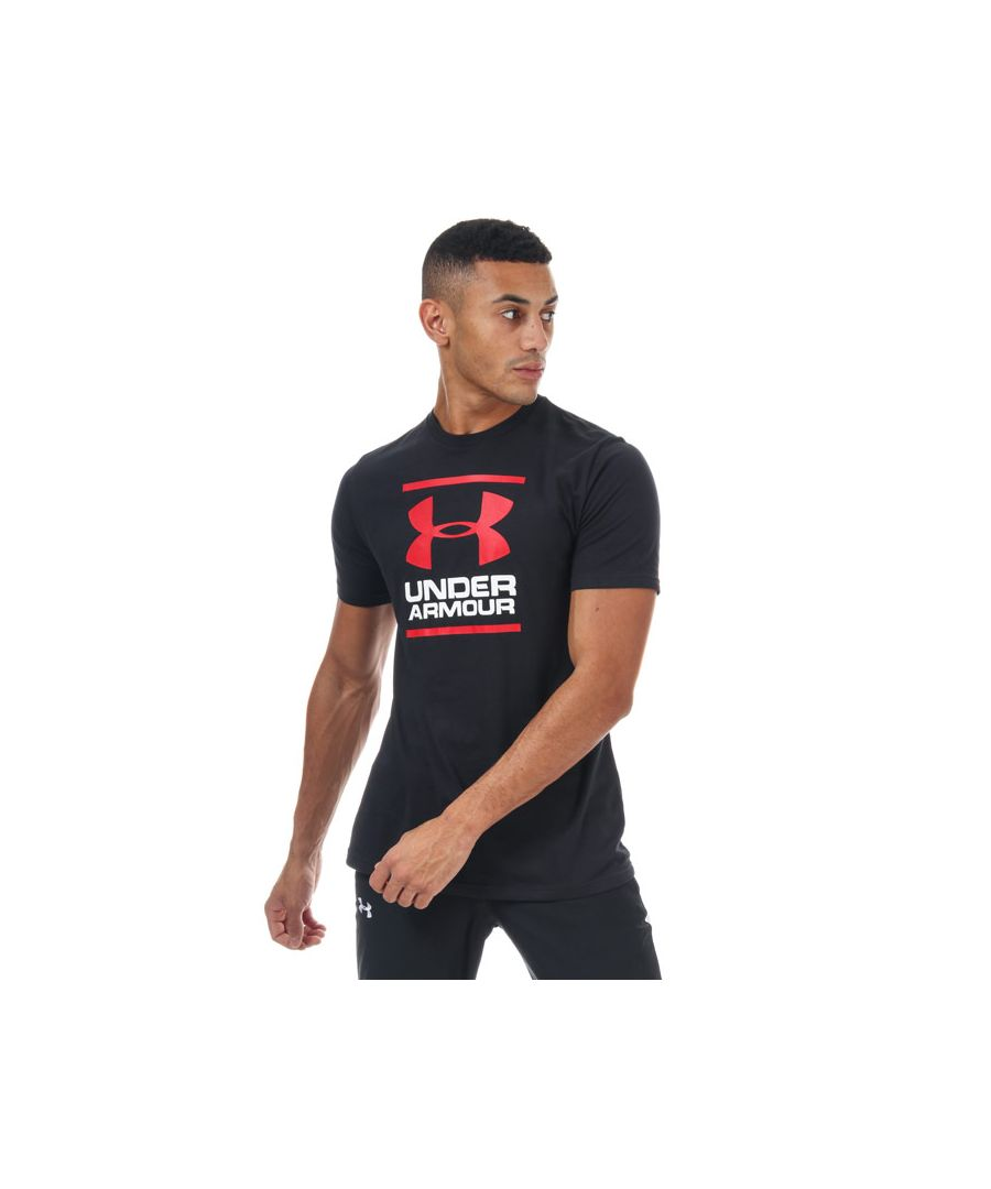 Image for Men's Under Armour GL Foundation T-Shirt in Black
