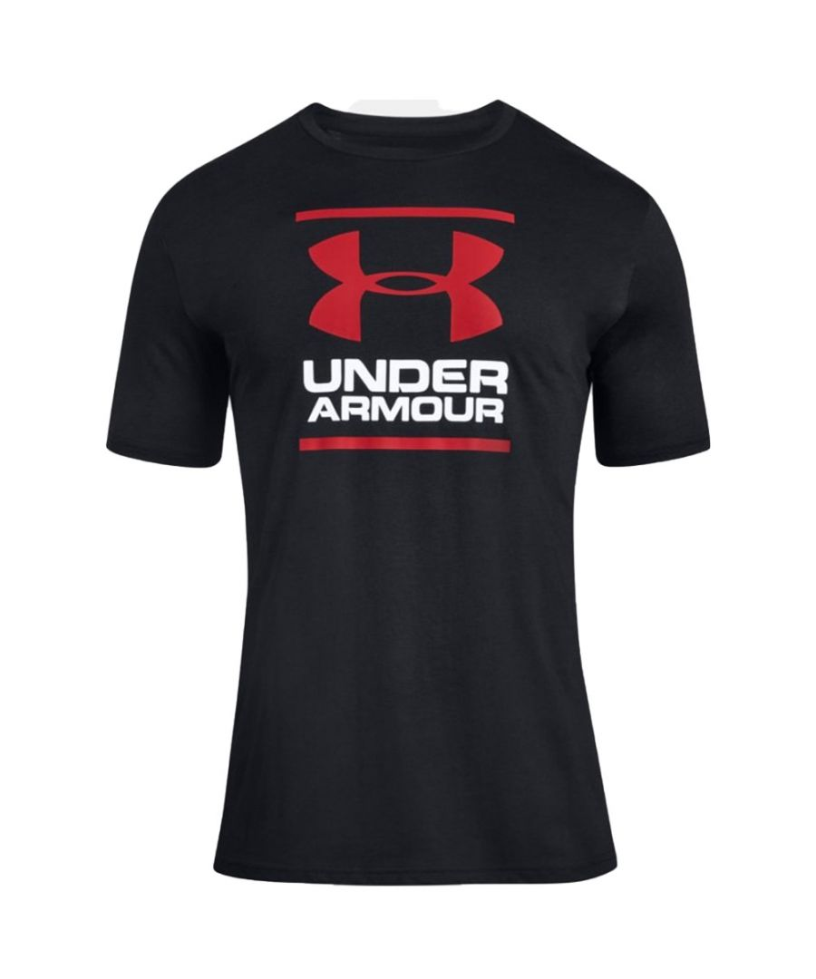 Image for Under Armour Mens GL Foundation Short Sleeve Graphic T Shirt
