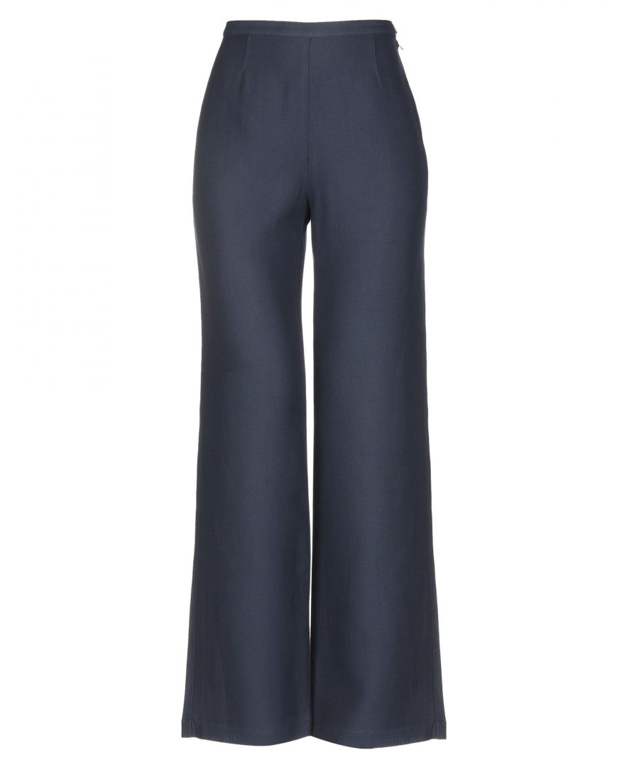 Image for Armani Jeans Dark Blue Wide Leg Trousers