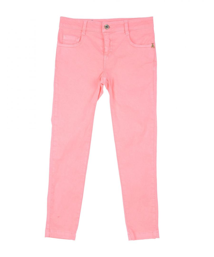 Image for TROUSERS Girl Pepe Jeans Pink Cotton