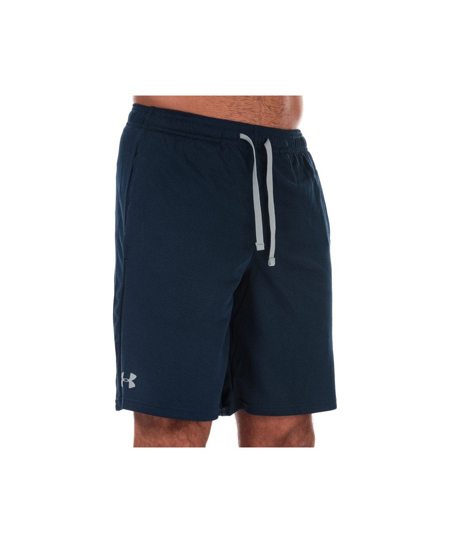 Image for Men's Under Armour Tech Mesh Shorts in Blue