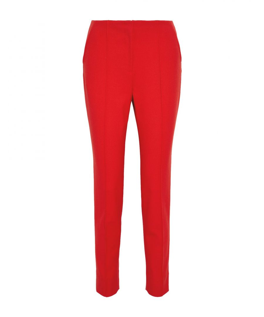 Image for TROUSERS Jason Wu Red Woman Polyester