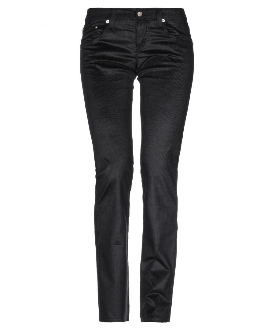 Image for Ice Iceberg Black Cotton Trousers