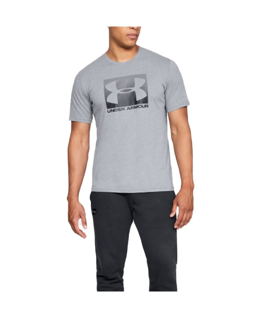 Image for Under Armour Mens Boxed Sportstyle Short Sleeve T Shirt