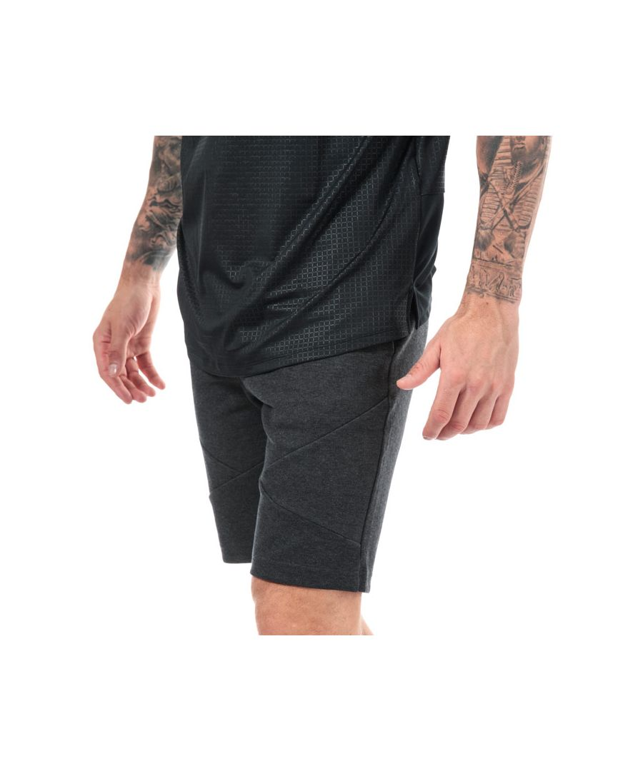 Image for Men's Under Armour UA Unstoppable Double Knit Shorts in Black
