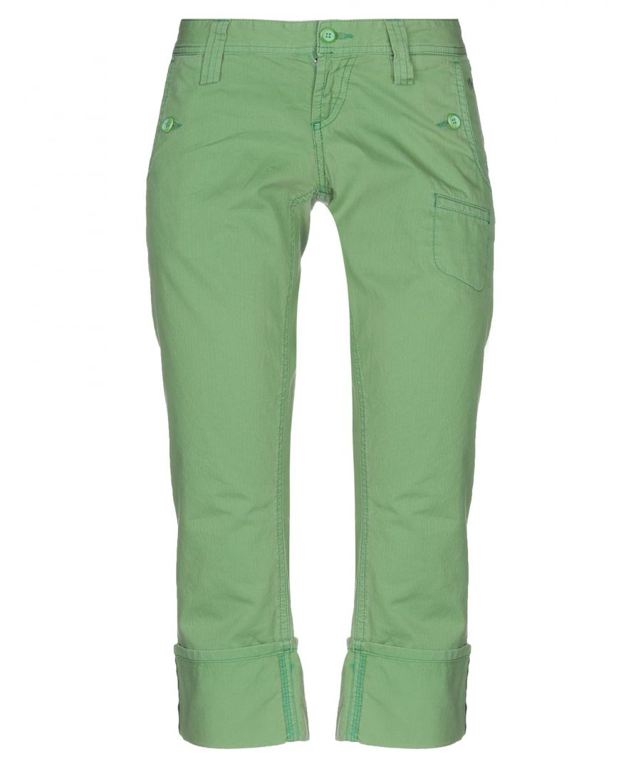 Image for TROUSERS Woman Meltin Pot Green Cotton