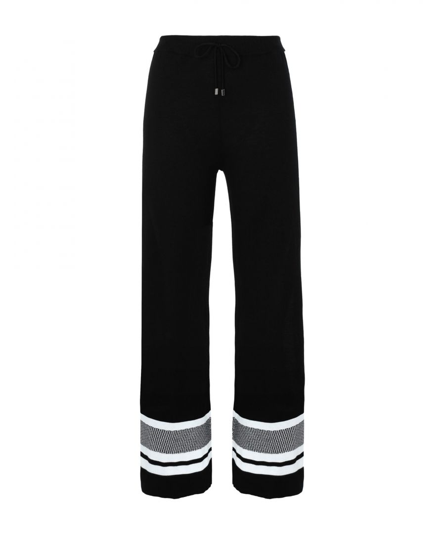 Image for Kash Black Cotton Trousers