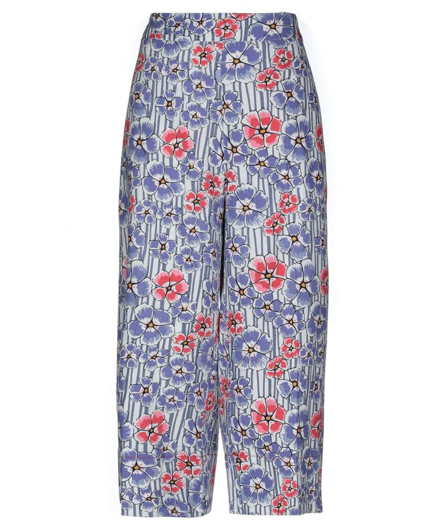 Image for TROUSERS Pepe Jeans Lilac Woman Linen