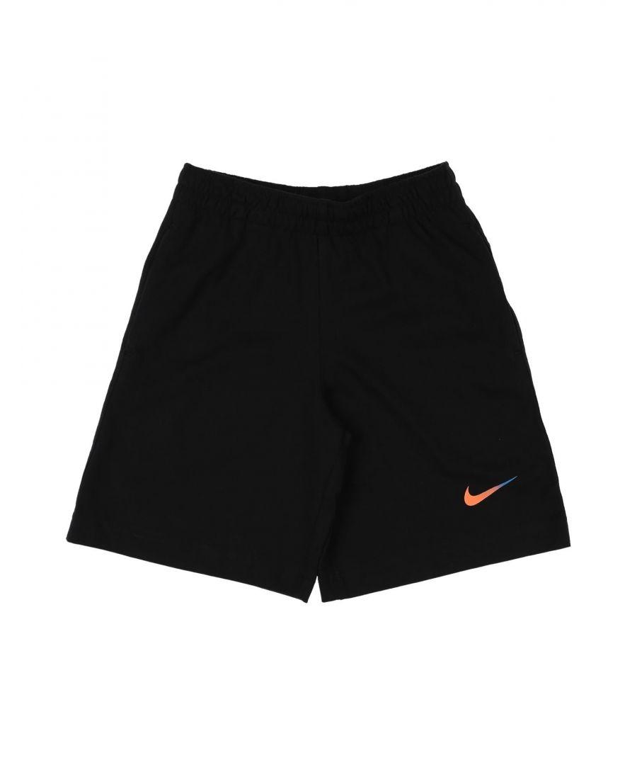 Image for PANTS Nike Black Boy Cotton