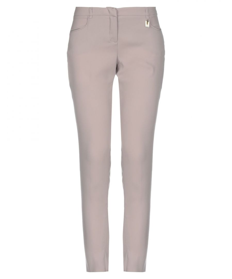 Image for Liu Jo Grey Trousers