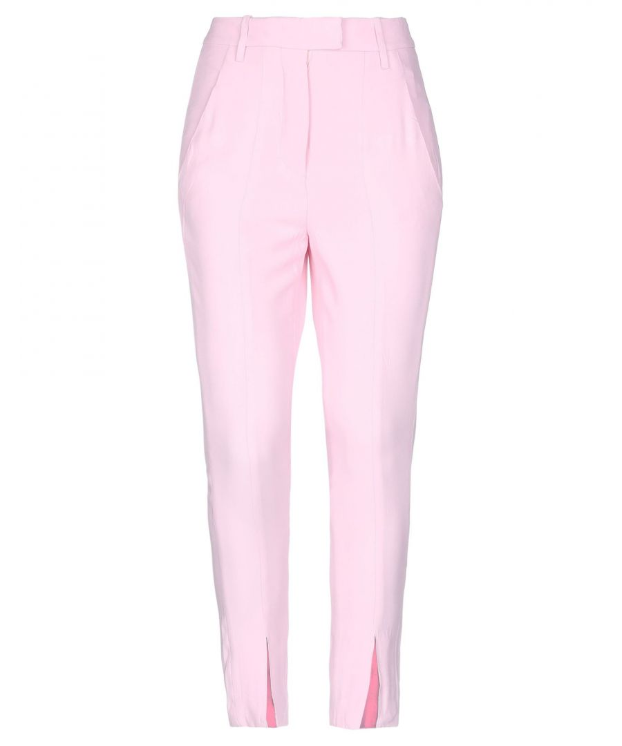 Image for TROUSERS Woman Dondup Pink Acetate