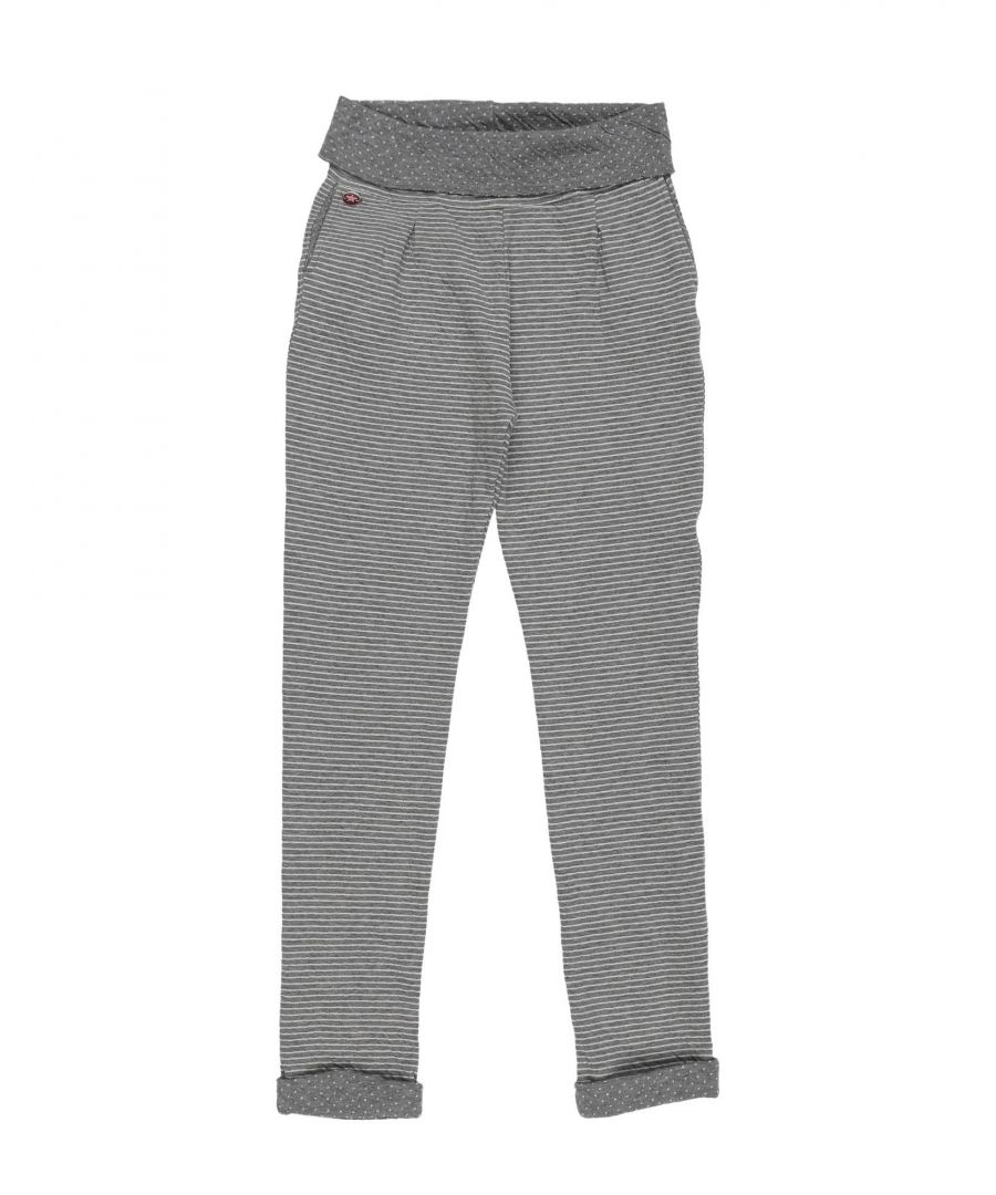 Image for TROUSERS Girl Manila Grace Grey Cotton
