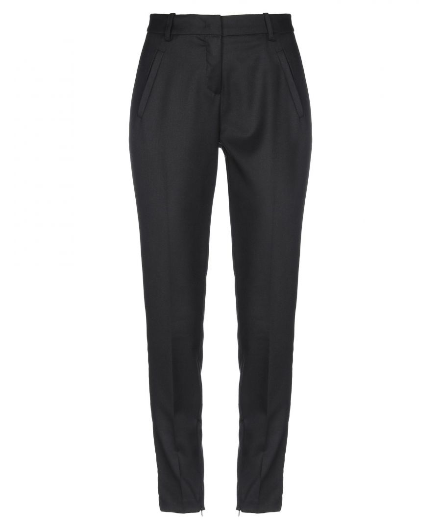Image for Kaos Black Tapered Trousers
