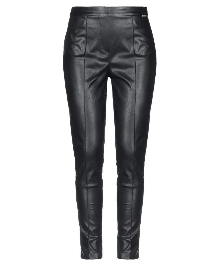 Image for Nenette Woman Casual trousers Black Polyester