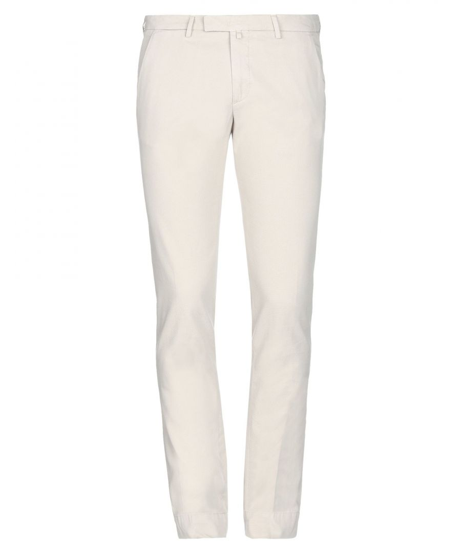 Image for Briglia 1949 Light Grey Cotton Trousers