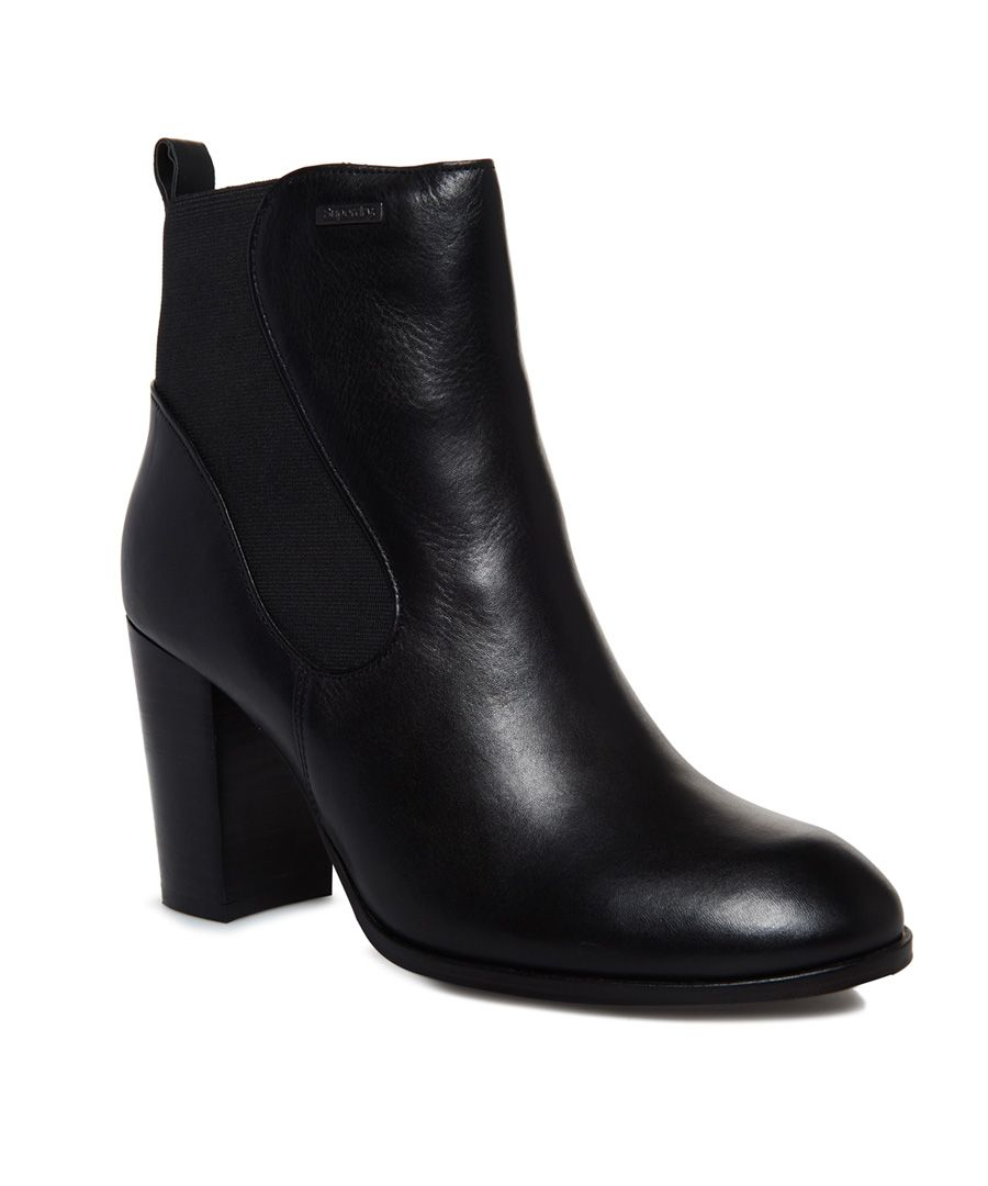 Image for Superdry Fleur Heel Chelsea Boot