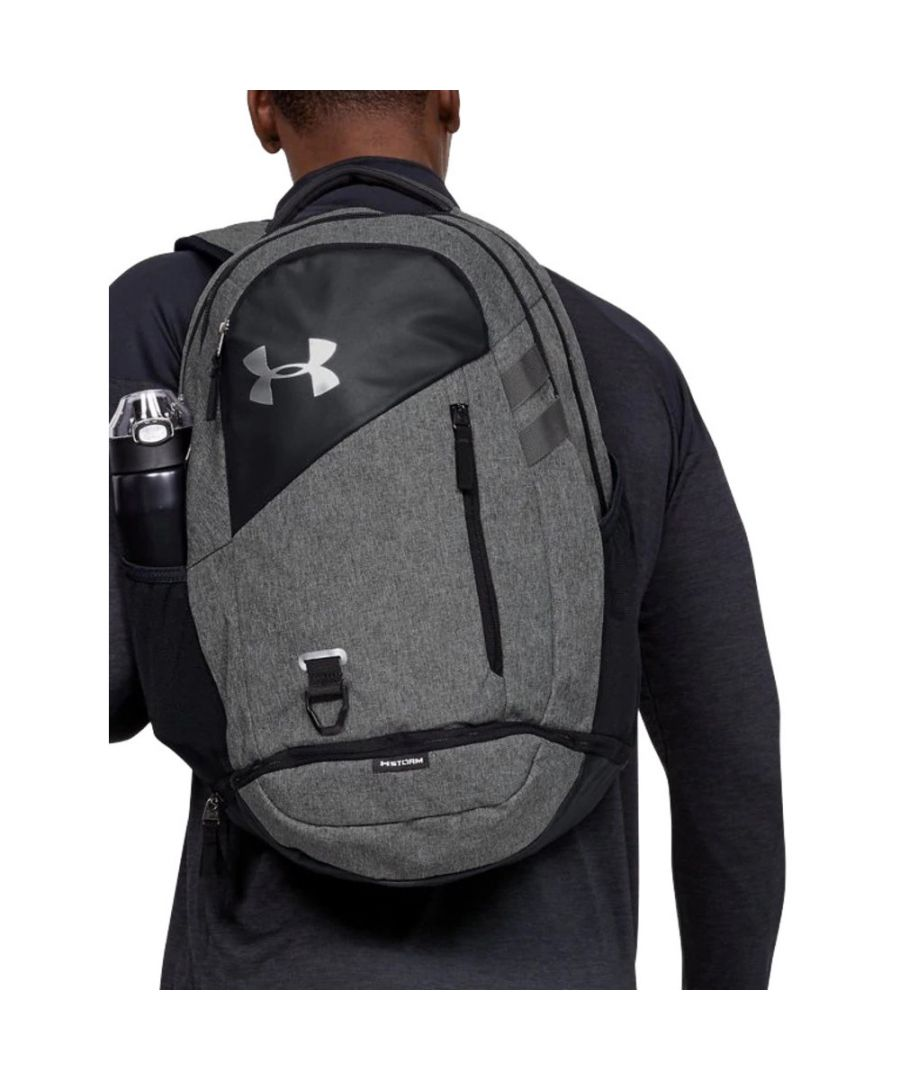 Image for Under Armour Mens Hustle 40 26L Durable Heat Gear Backpack