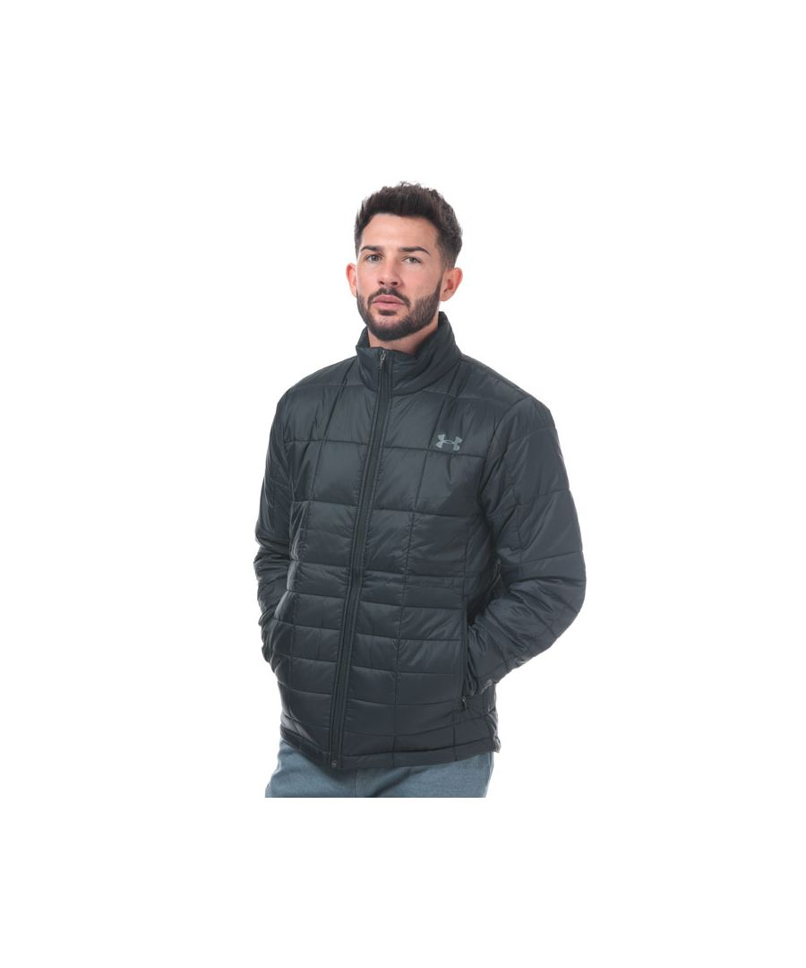 Image for Men's Under Armour Armour Insulated Jacket in Black