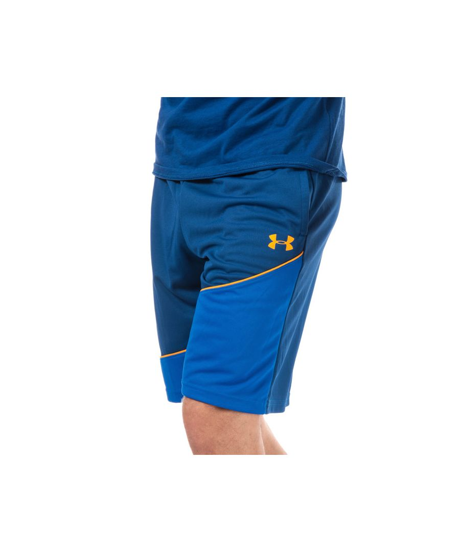 Image for Men's Under Armour UA Baseline 10 Inch Shorts in Blue