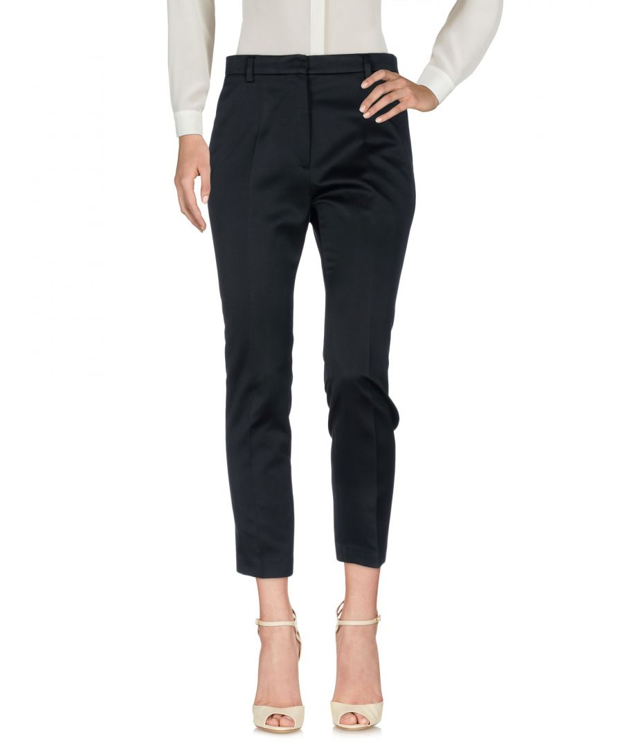 Image for TROUSERS Rochas Black Woman Polyester