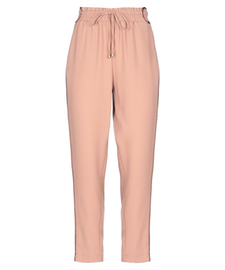 Image for Nenette Woman Casual trousers Pale pink Polyester