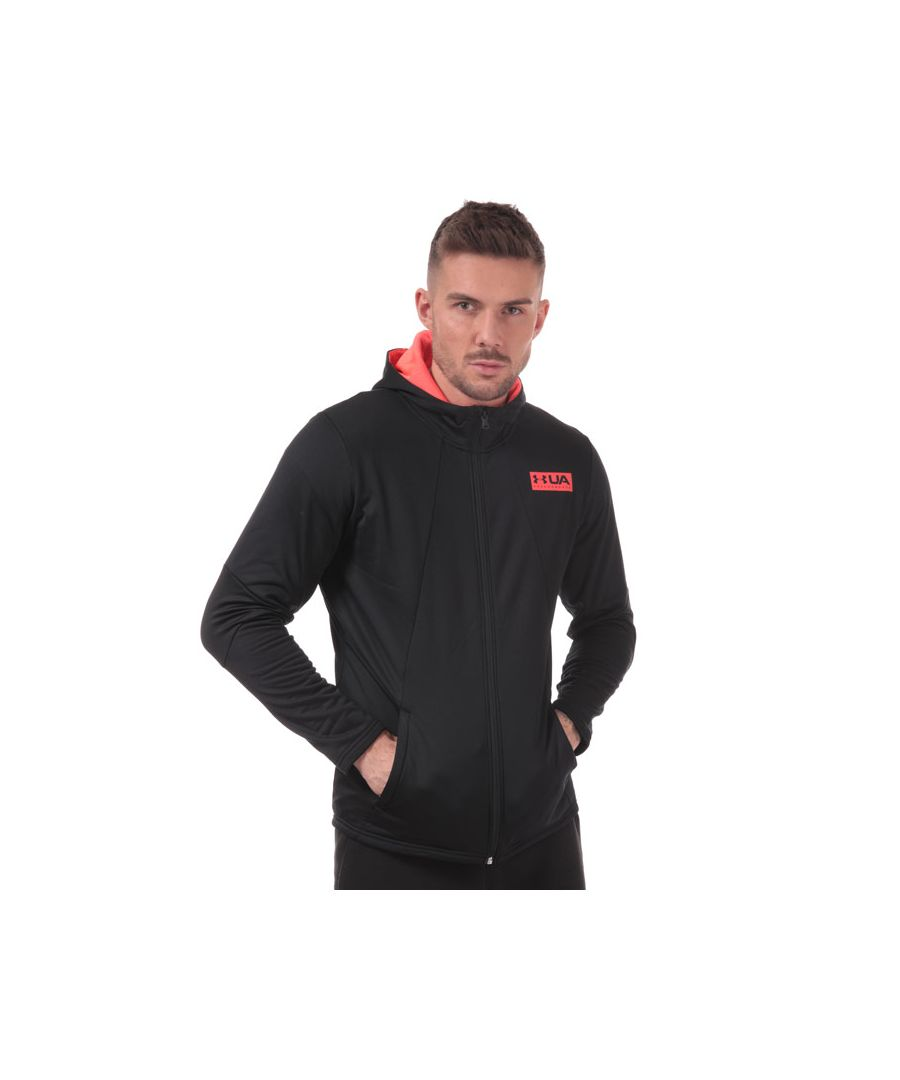 Image for Men's Under Armour ColdGear FZ Fleece in Black