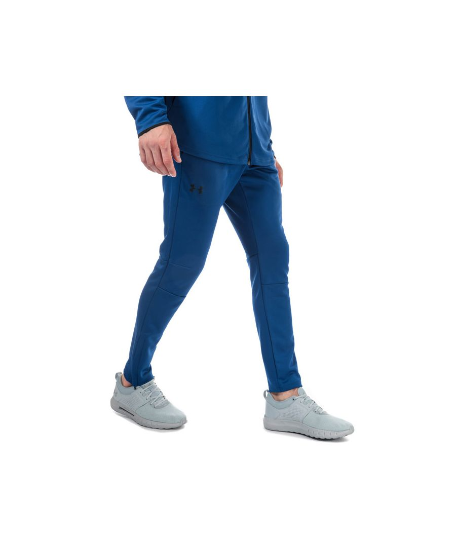 Image for Men's Under Armour UA MK-1 Warm-Up Pants in Blue