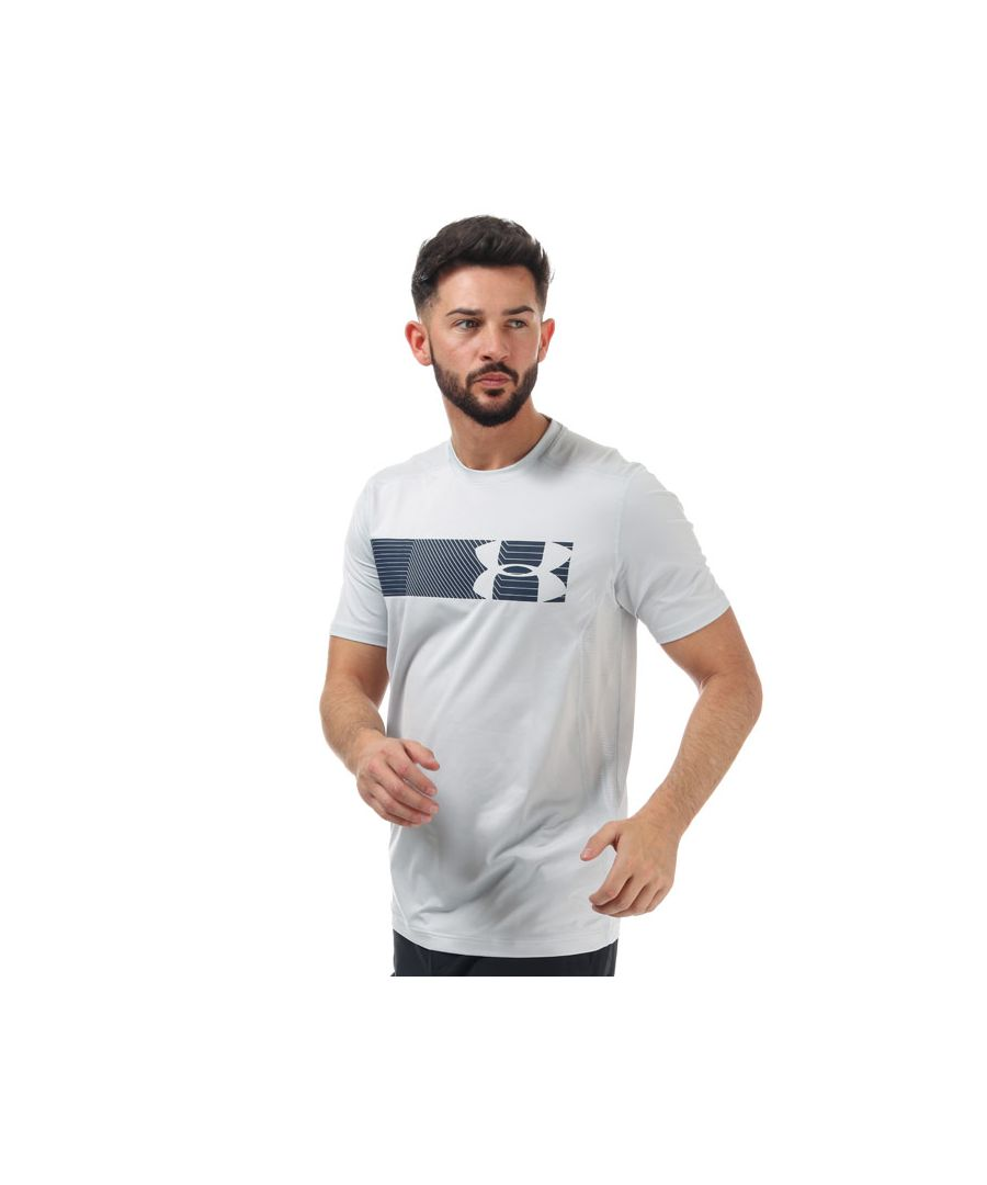 Image for Men's Under Armour Raid Graphic T-Shirt in Grey