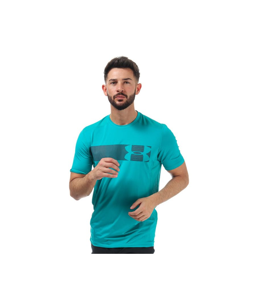 Image for Men's Under Armour Raid Graphic T-Shirt in Green
