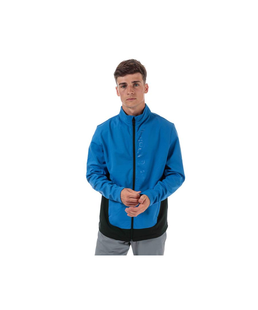 Image for Men's Under Armour Storm Full Zip Jacket in Blue