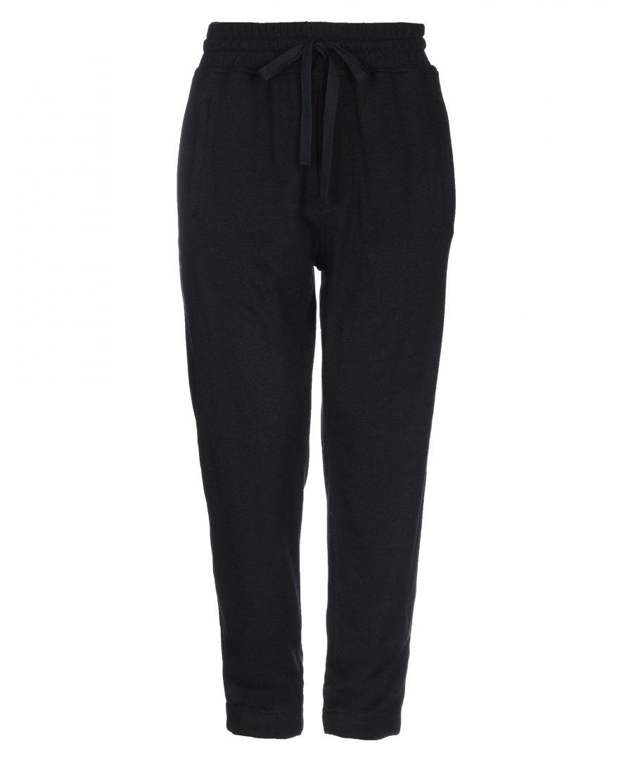 Image for Haider Ackermann Black Side Seam Trousers
