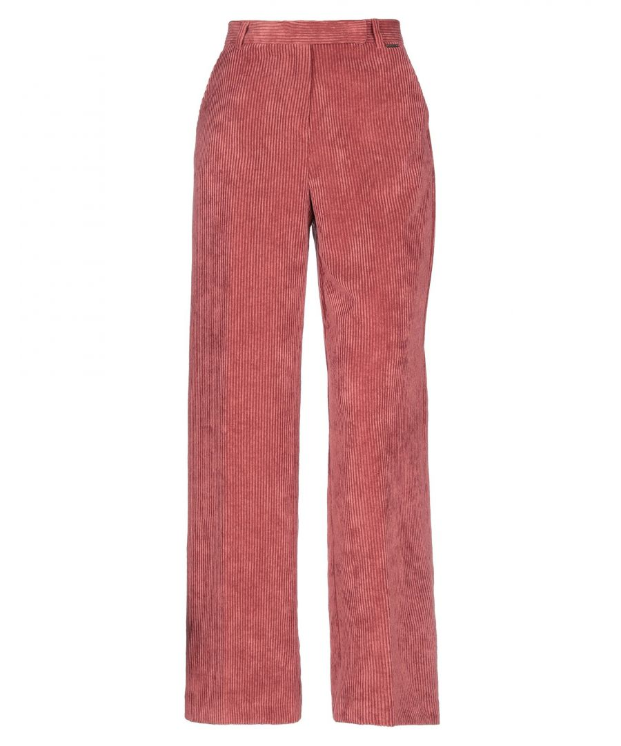Image for Nenette Woman Casual trousers Pastel pink Polyester