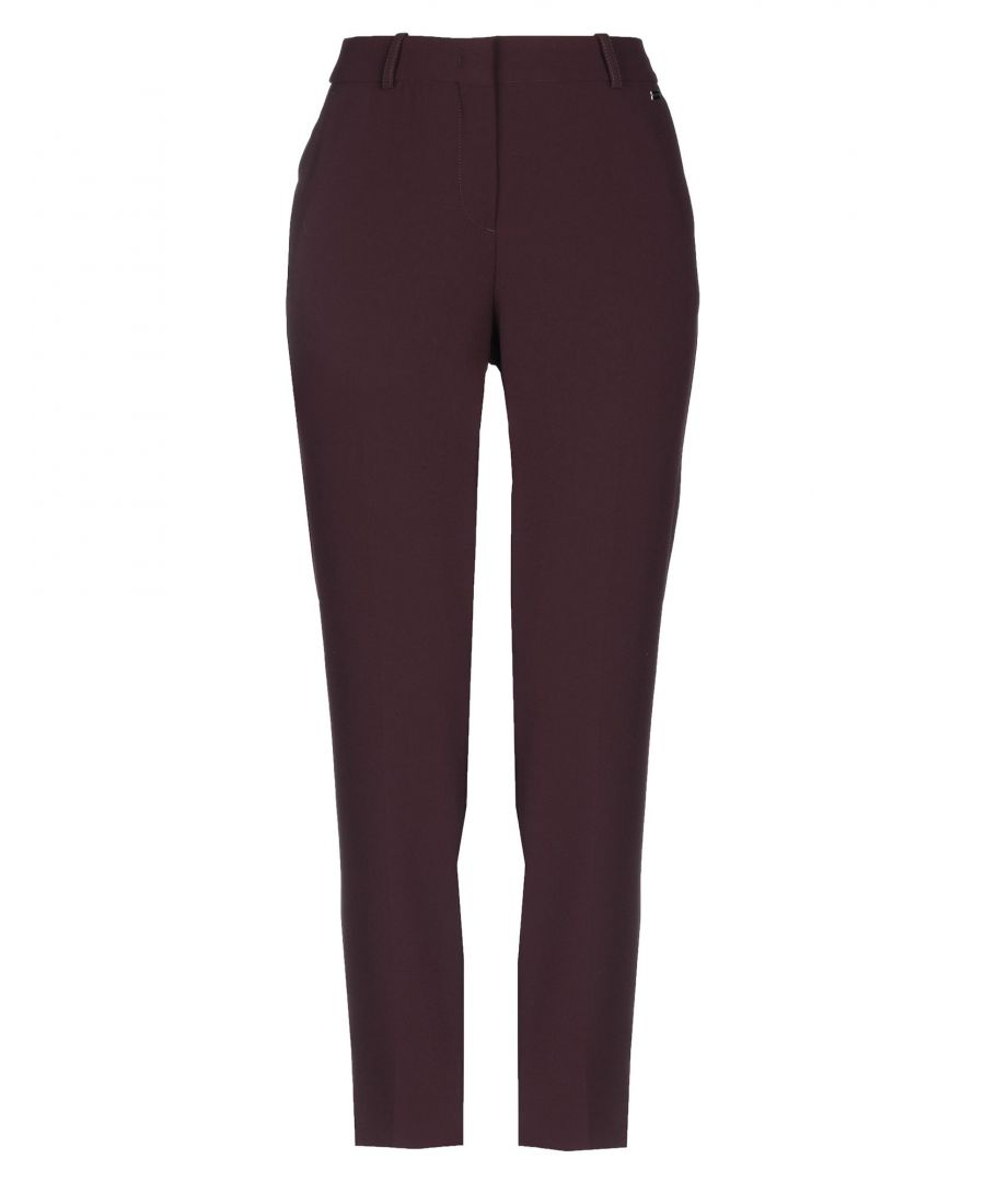 Image for Nenette Woman Casual trousers Cocoa Polyester