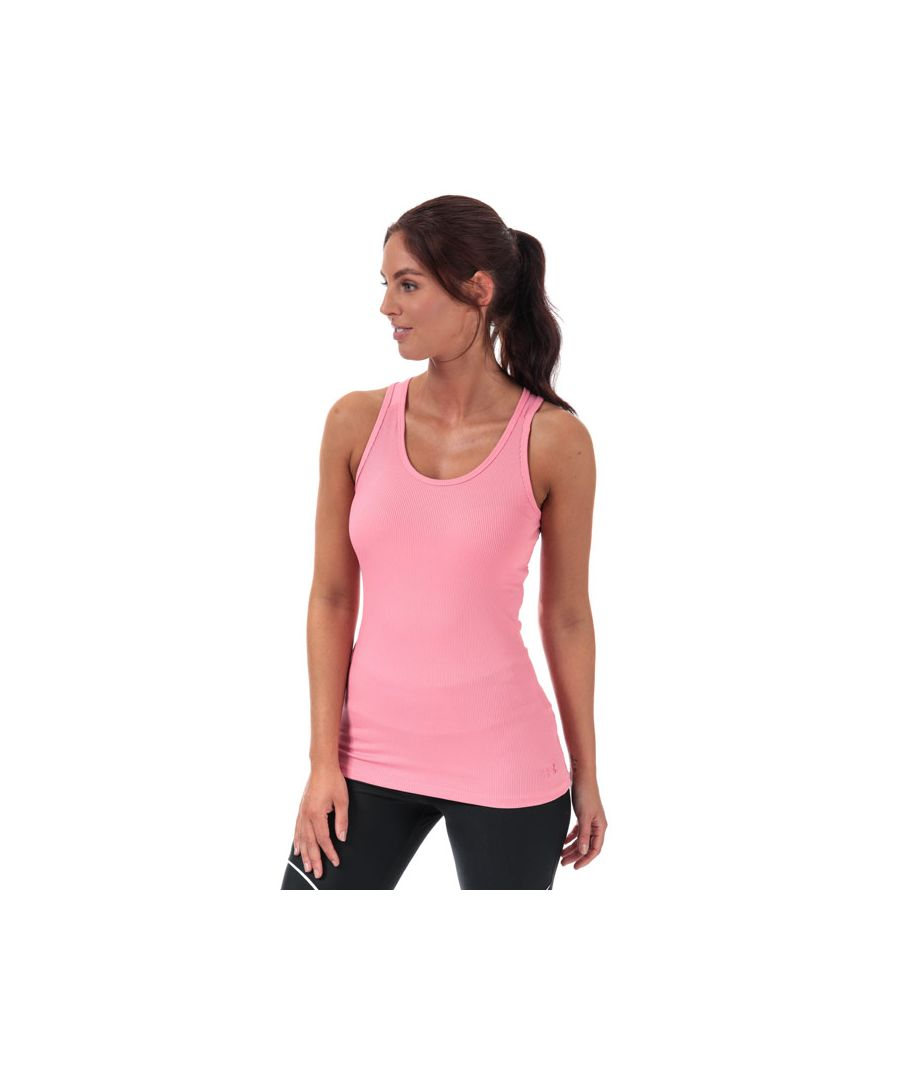 Image for Women's Under Armour UA Victory Tank in Pink