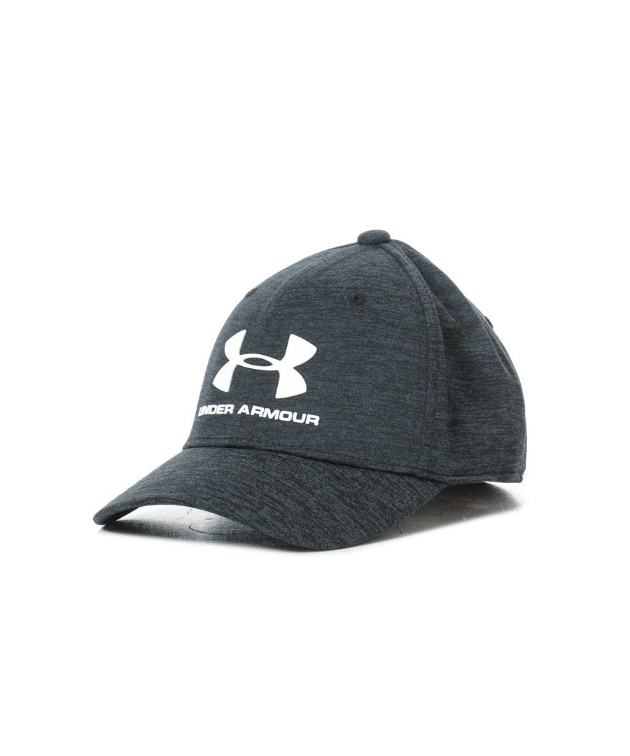 Image for Accessories Under Armour Boy's Twist Classic Cap in Black