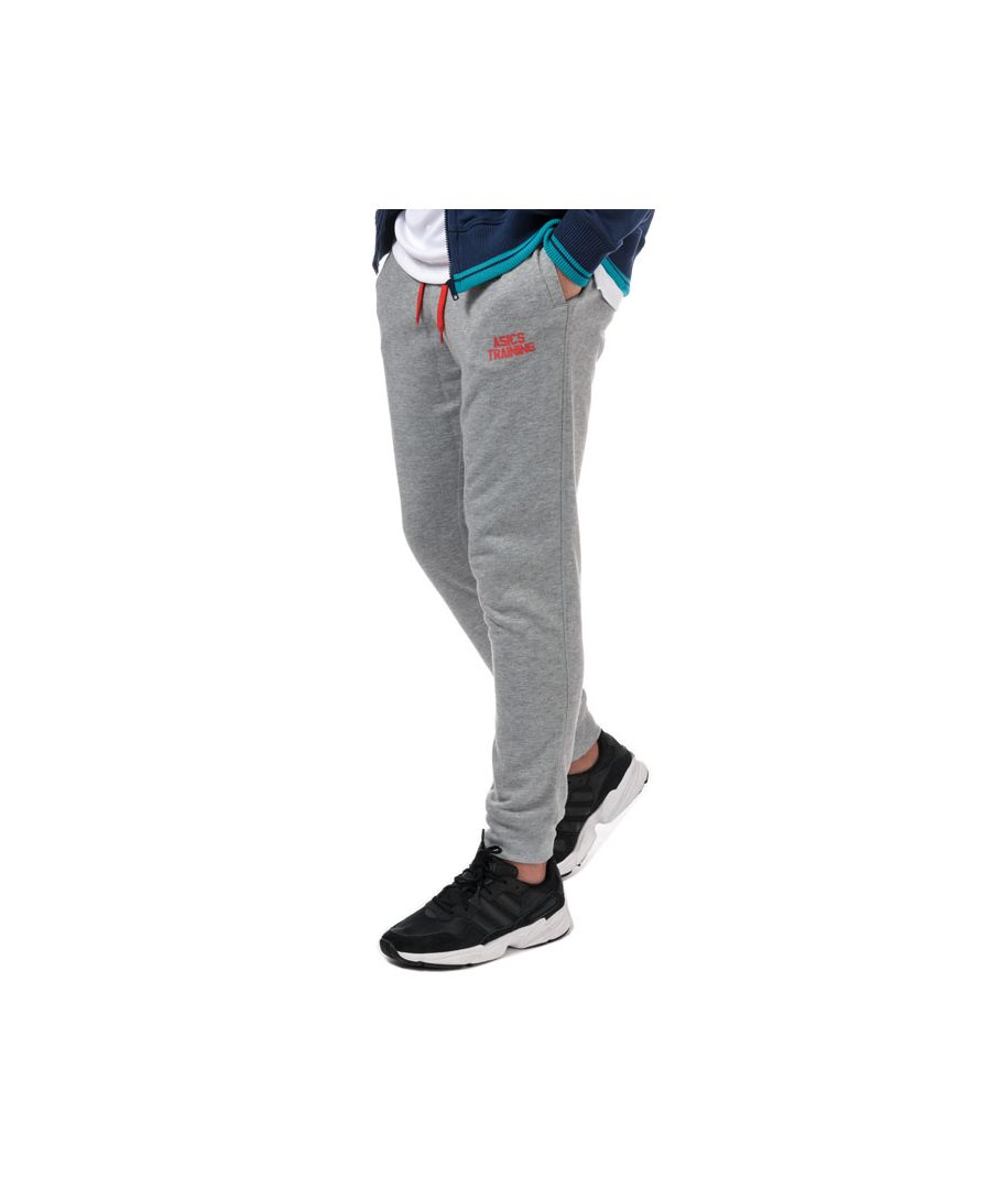 Image for Men's Asics Tech Training Sweat Pants in Grey