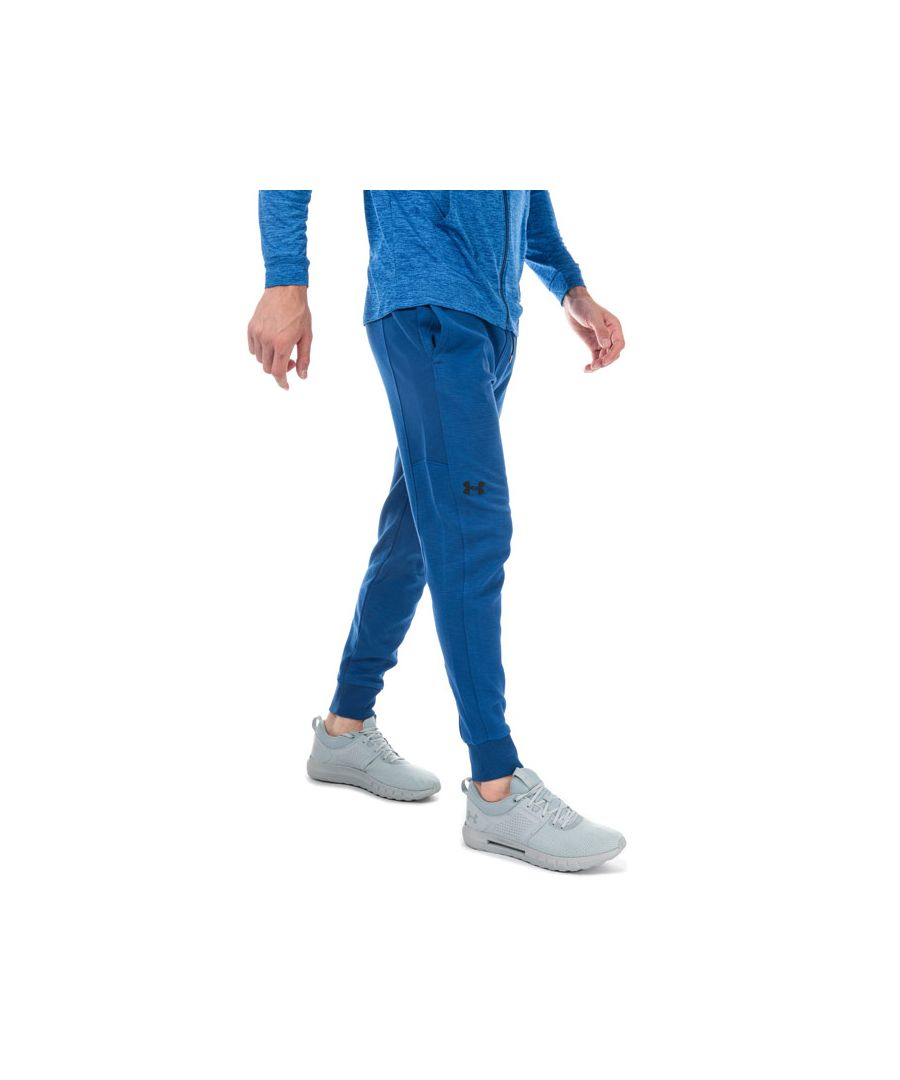 Image for Men's Under Armour UA Double Knit Jog Pants in Blue