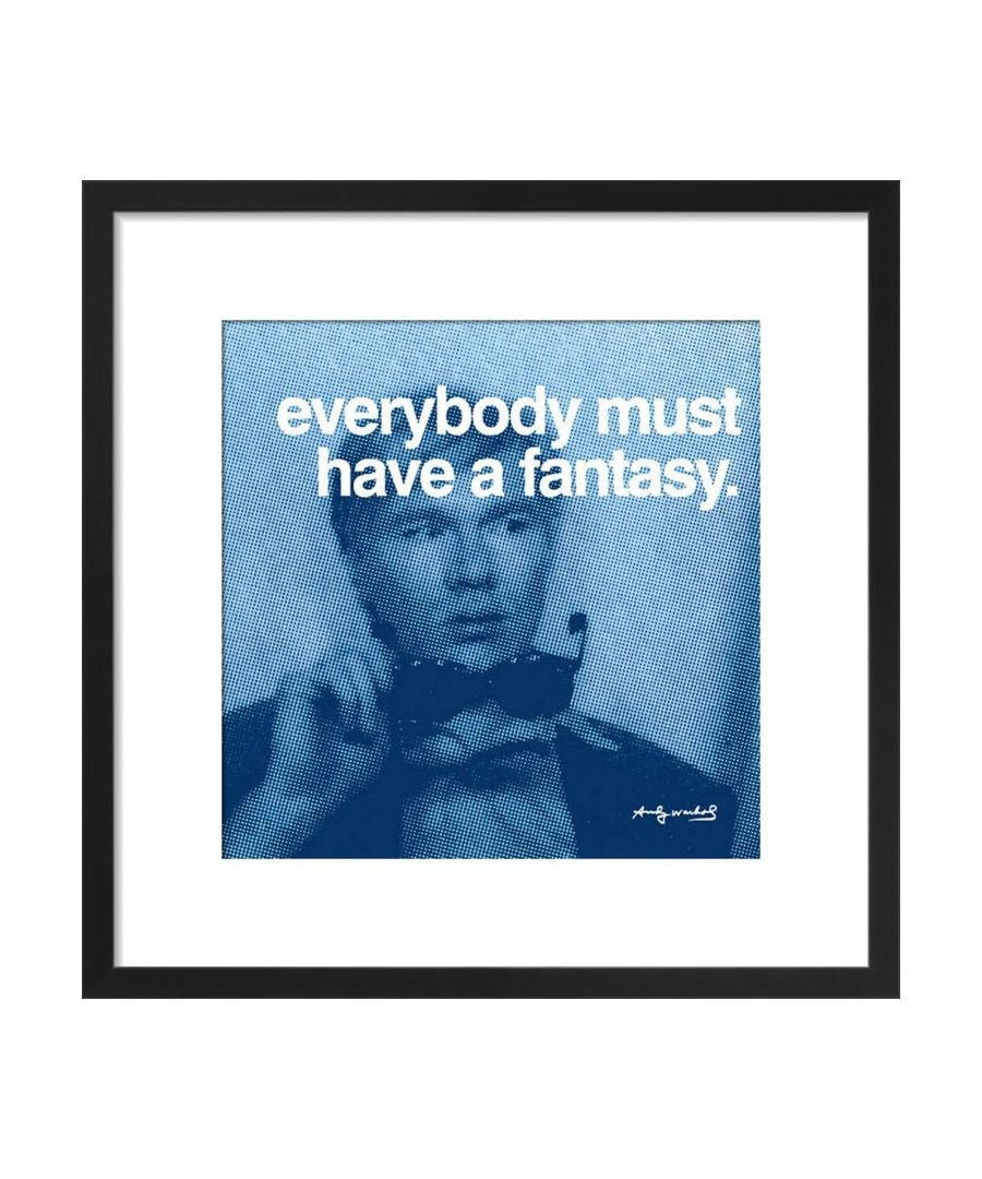 Image for Fantasy Art print by Andy Warhol