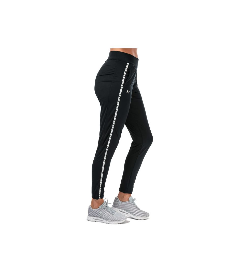 Image for Women's Under Armour UA Armour Sport Trousers in Black