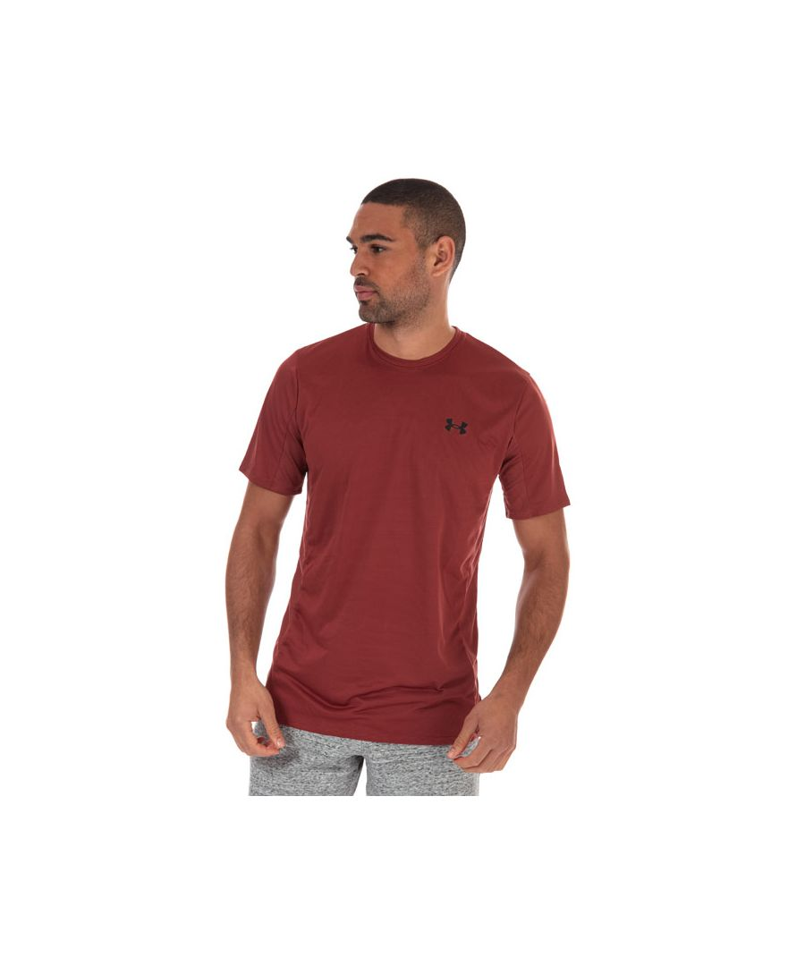 Image for Men's Under Armour Training Vent T-Shirt in Red