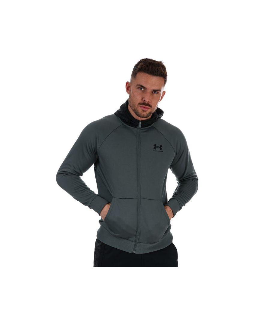 Image for Men's Under Armour AF Zip Hoodie in Grey