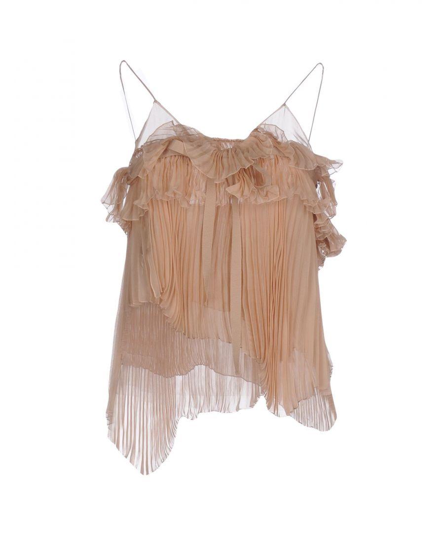 Image for Rochas Women's Top Silk