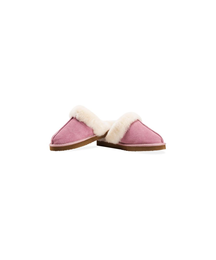 Image for Redfoot Ann Pink Slippers