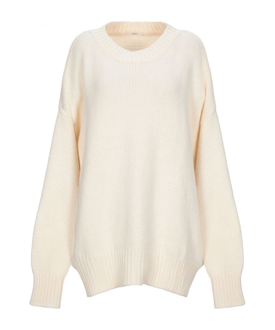 Image for Sessun Ivory Knit Jumper