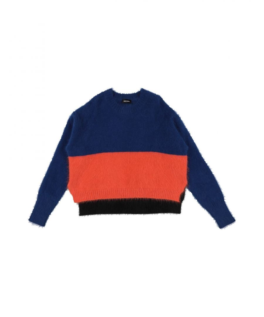 Image for KNITWEAR Diesel Blue Girl Angora